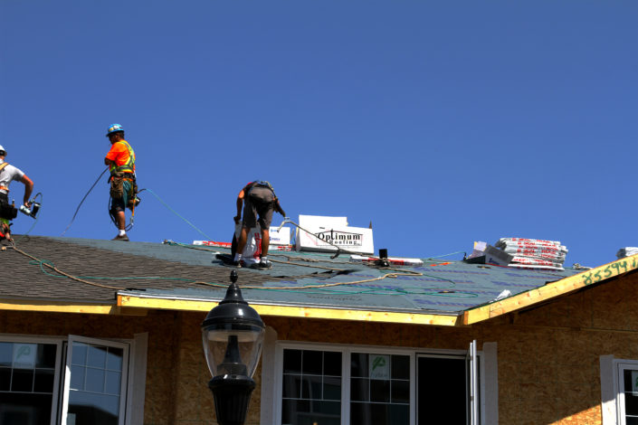 Optimum Roofing in southern saskatchewan