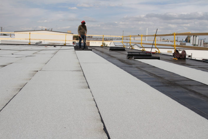 Commercial Roofs Regina