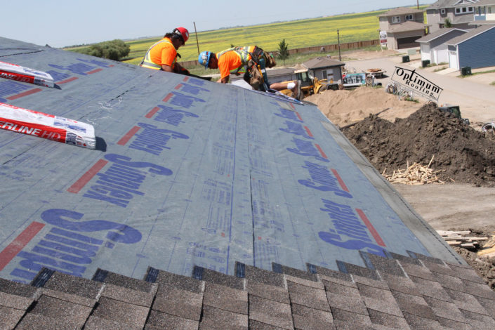 Shingles-Optimum Roofing Regina