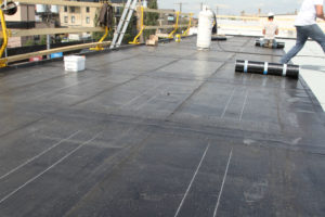 Regina Optimum commercial Roofing