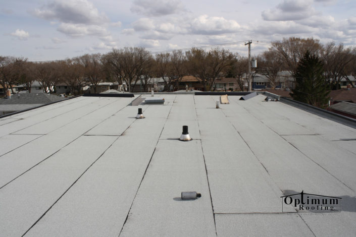 Commercial Roofing in Regina