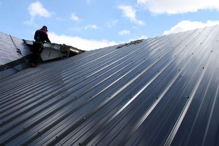 Metal Roofing company in Regina