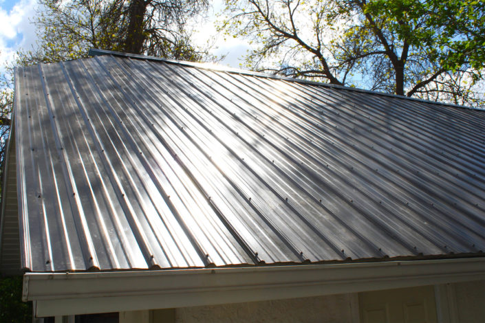 Metal Roofing in Regina