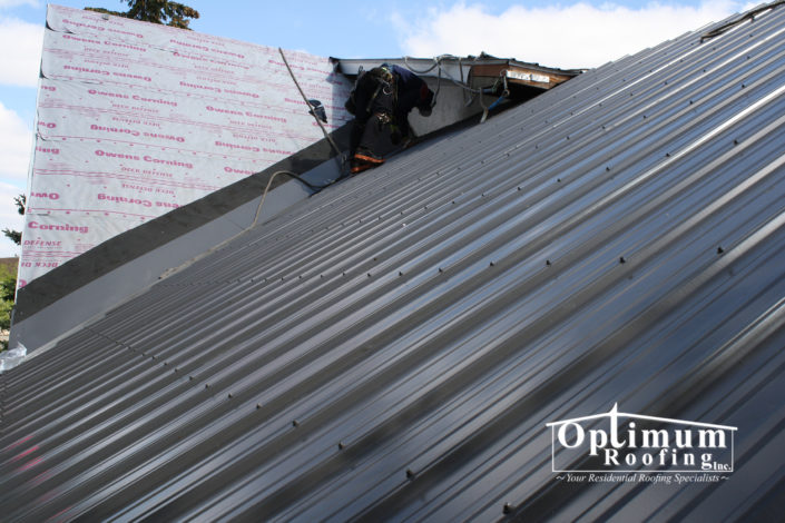 Metal Roofing in Regina saskatchewan