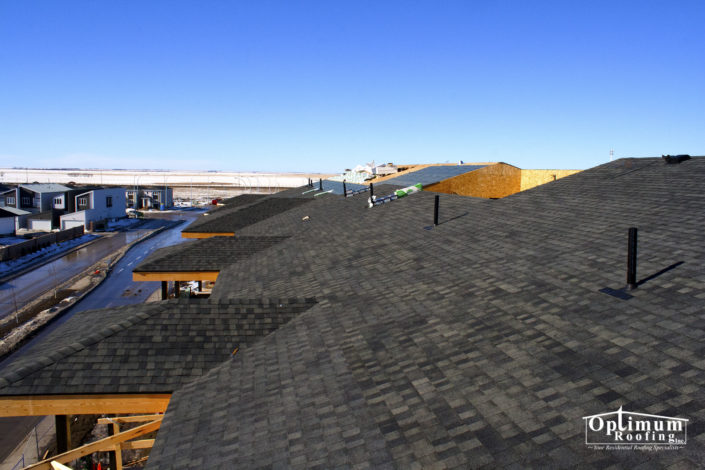 Optimum Roofing in Regina