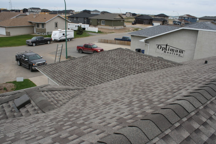 Shingle Roofing in Regina