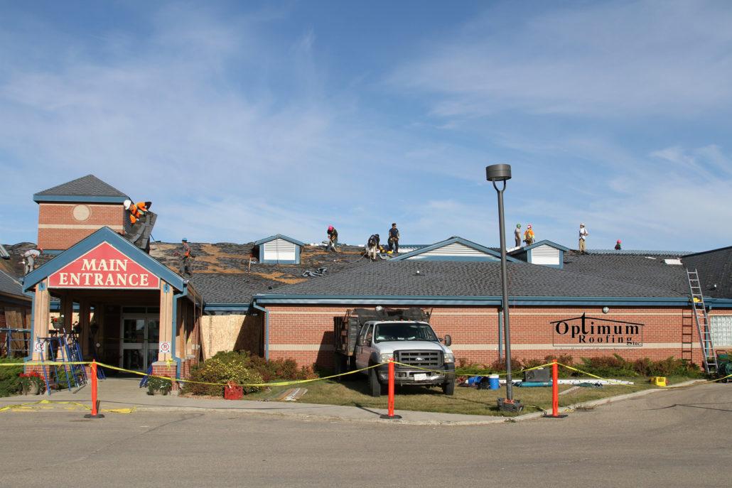 Roofing In Regina Sask Roofers In Sask Optimum Roofing